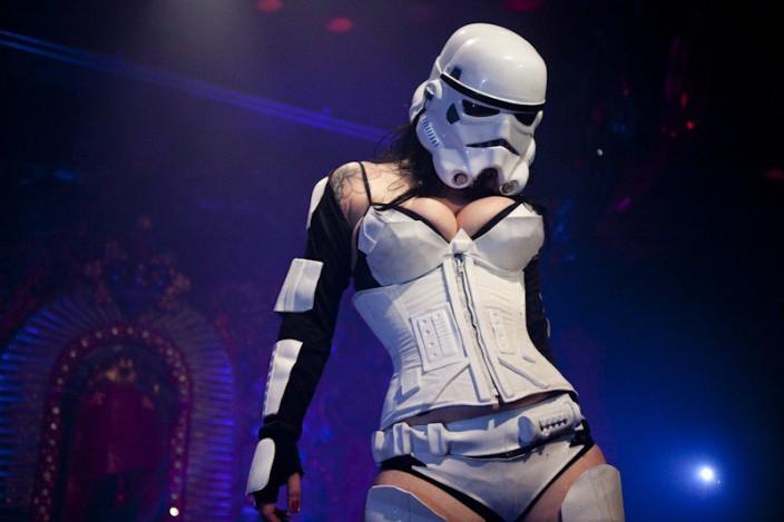 Эротические Star Wars