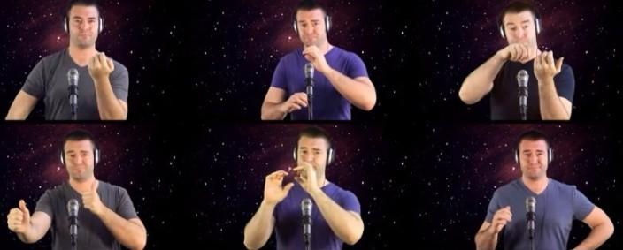 Star Wars в исполнении человека-оркестра