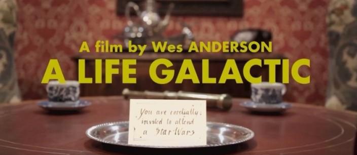 Star Wars Уэса Андерсона