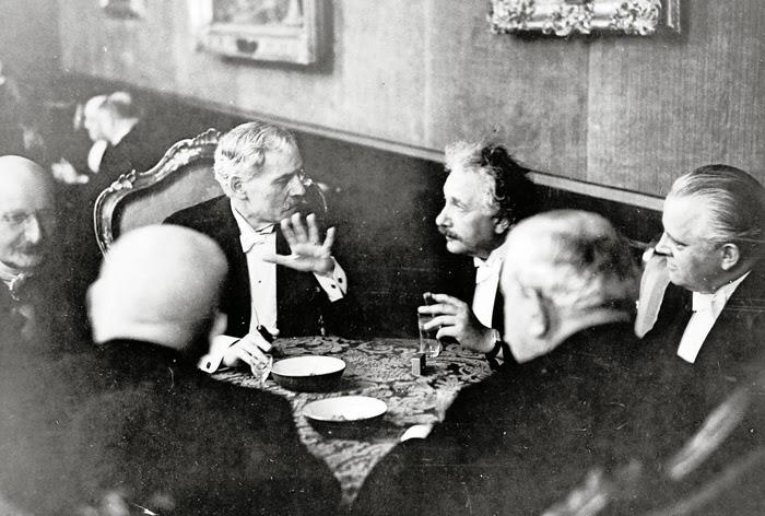 Физики и политики в Берлине в 1931 году