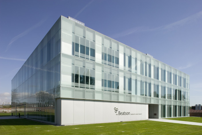 THE BEATSON INSTITUTE FOR CANCER RESEARCH