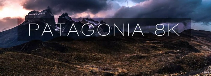 В Патагонии: 7500 км в ускоренном HD-видео