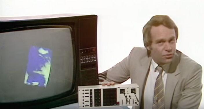 Как на BBC делали трехмерную графику в 1982 году