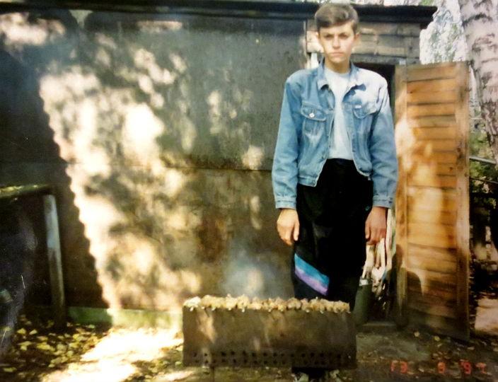 Илья Кабанов образца 1997 года