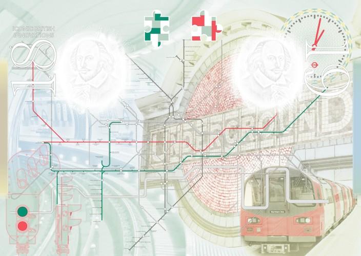 Новый дизайн британского паспорта: ученые и поэты