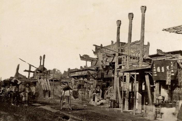 Пекинский рынок