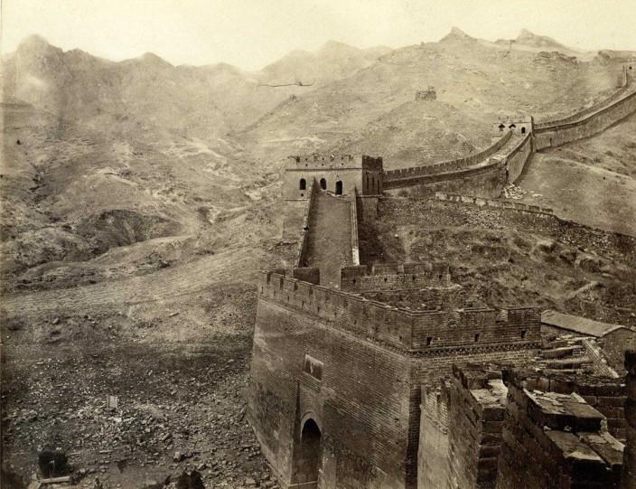 Великая китайская стена: