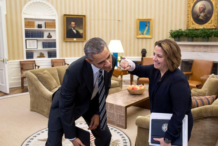 Любимая теория заговора Барака Обамы