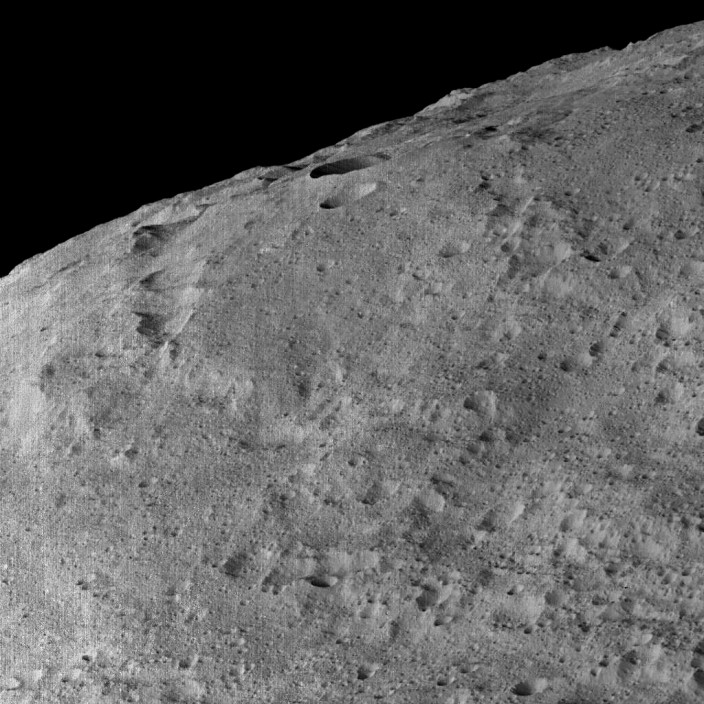 Церера крупным планом: самые подробные фотографии карликовой планеты
